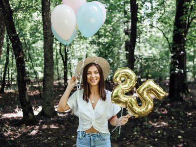 Diana - Happy at 25